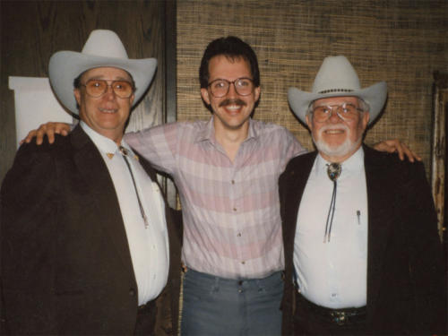 Hank Williams, Don Helms & Jerry Rivers