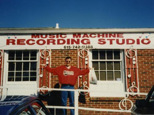 Hank Williams' Original Home