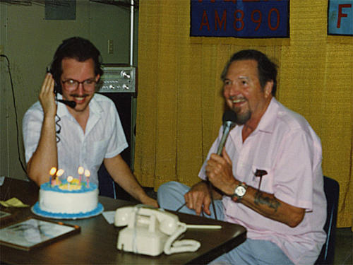 Birthday Cake with Hank Thompson